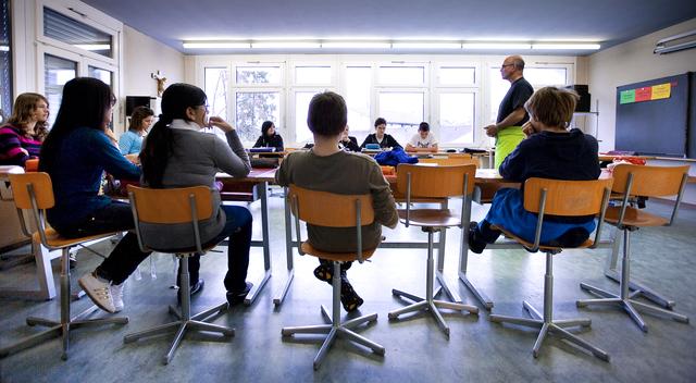 Pendidikan di Swiss Untuk Dasar dan Menengah