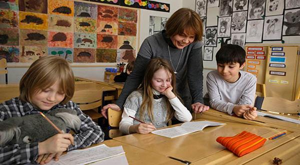 Tahapan-tahapan Wajib Pendidikan Dasar di Swiss